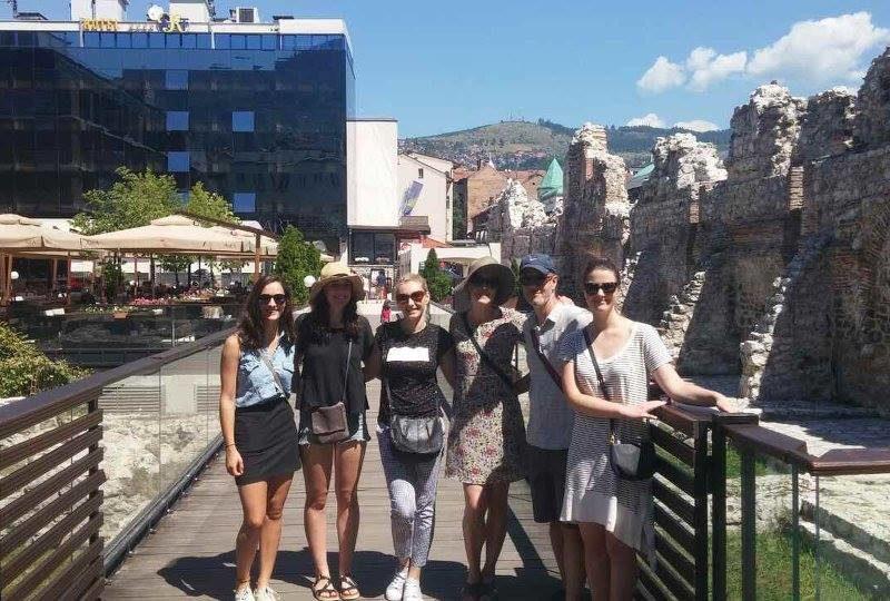 sarajevo walking tour