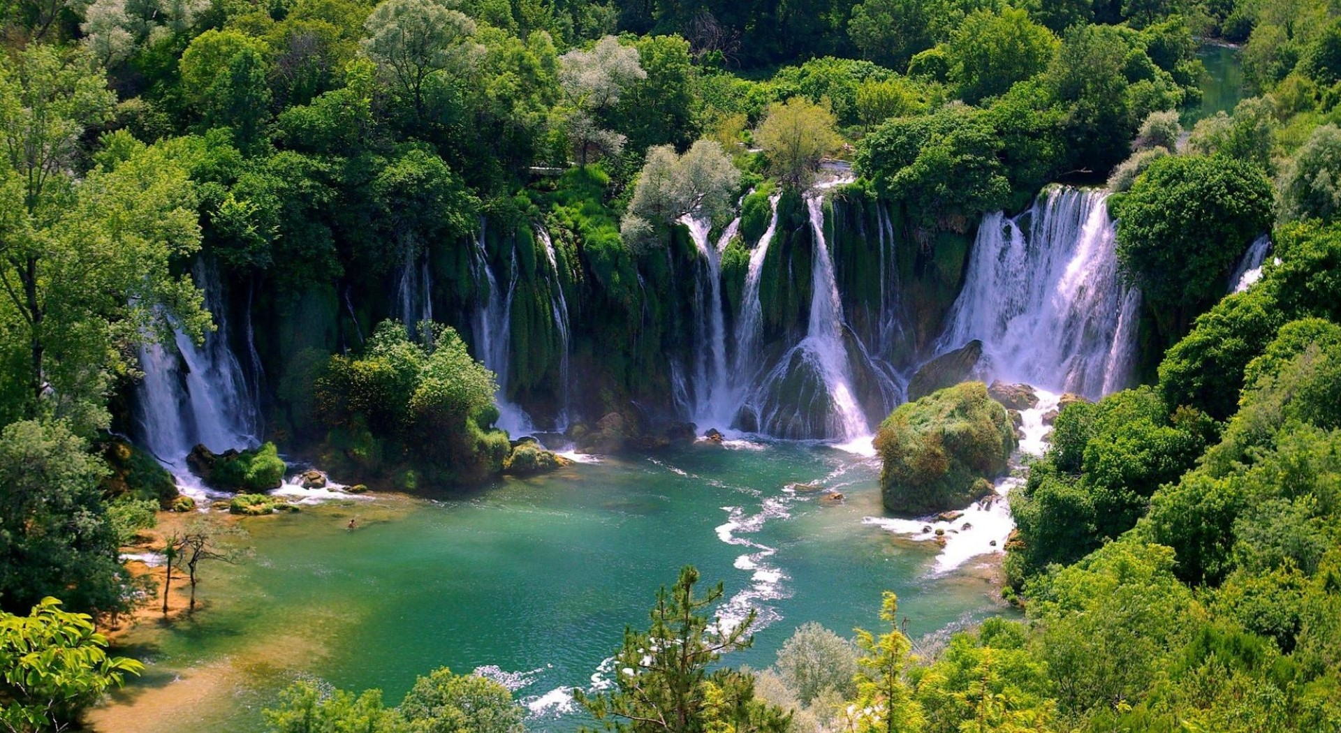 kravice waterfall