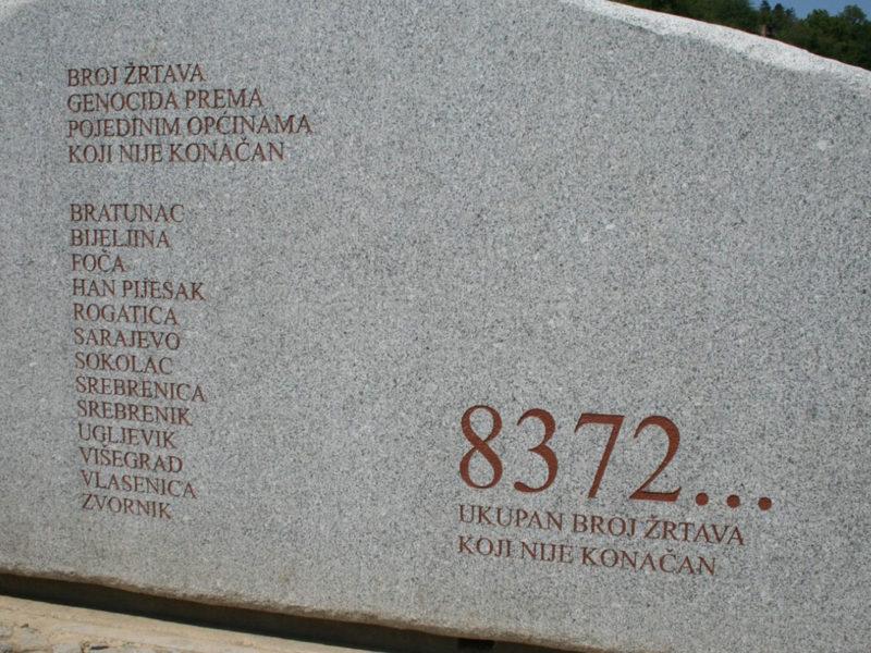 srebrenica tour