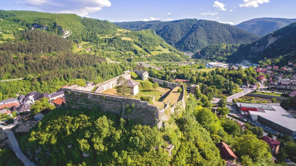 bosnia castles